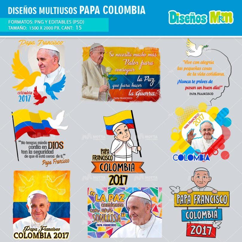 Diseños-Templates-Plantillas-mugs-tazas-sublimacion-profesiones-personalizado-colombia-visita-papa-mensajero-alegria-Dios-min