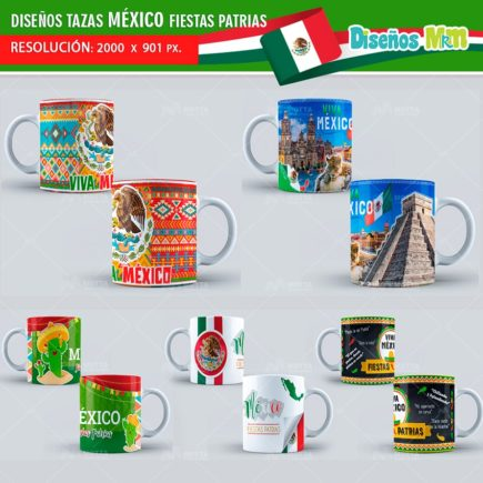 plantilla-diseño-design-tazas-mug-fiestas-mexico-viva-septiembre-piramide-aji-min