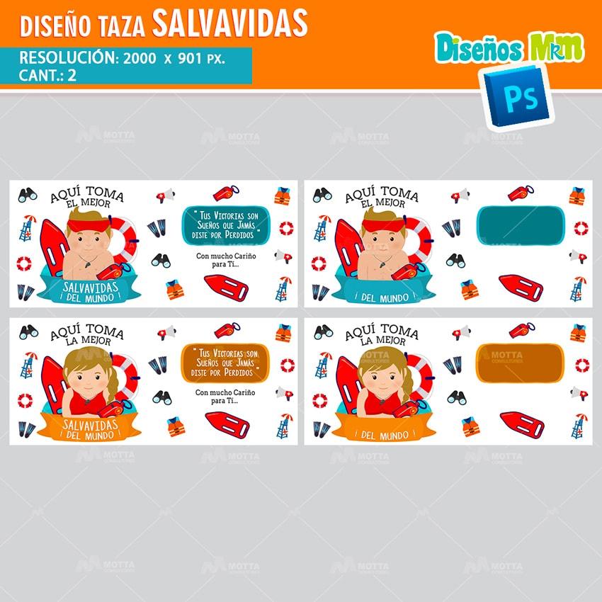 DISEÑOS AQUI TOMA EL MEJOR SALVAVIDAS