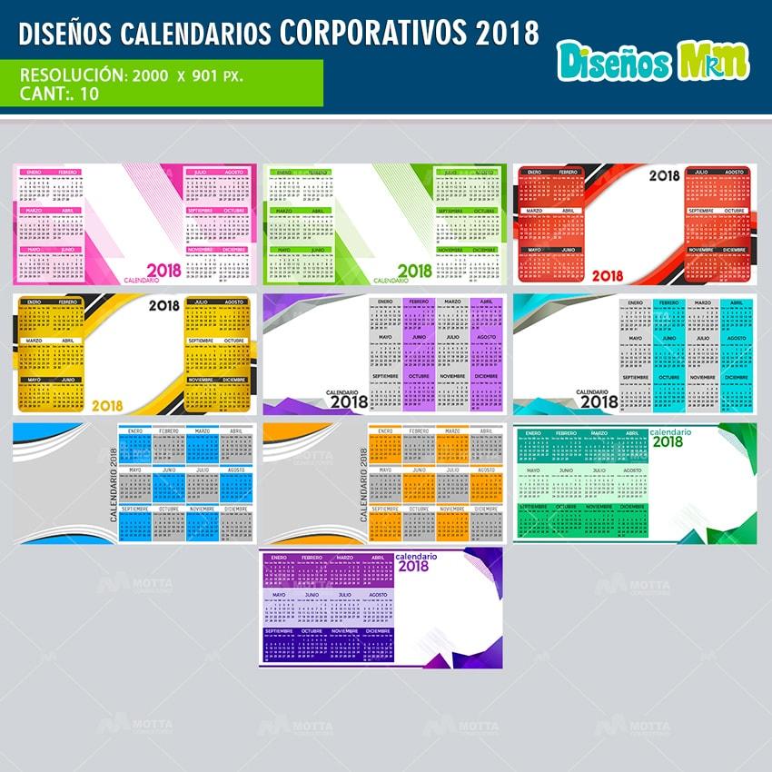 Dise os para taza calendarios corporativos - Disenos de calendarios ...