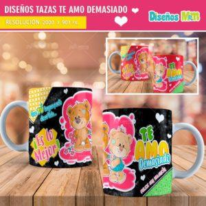 pocillos-plantilla-diseno-design-tazas-mug-tazones-amor-love-enamorados-osos-free-gratis-expresion-min