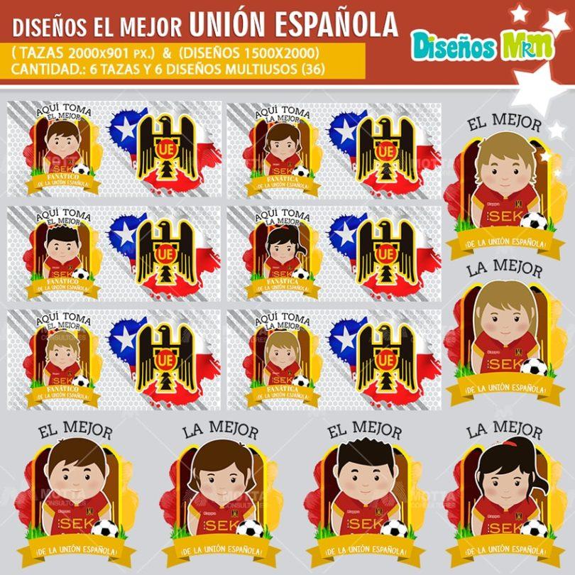 Diseños-mugs-tazas-sublimacion-profesiones-aqui-toma-Union-Española
