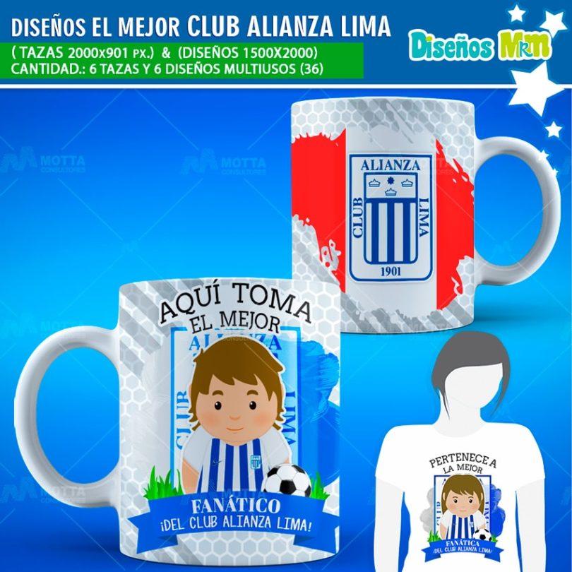 Diseños-mugs-tazas-sublimacion-profesiones-aqui-toma-peru-alianza-lima