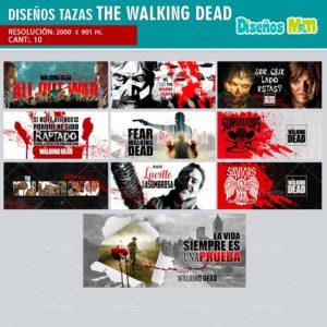plantilla-diseño-marco-tazas-mug-design-the-walking-dead