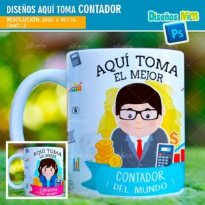 plantilla-diseño-tazas-mug-aqui-toma-bebe-contador-auditor-contabilidad-min