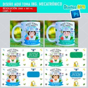 plantilla-diseño-tazas-mug-aqui-toma-bebe-ingeniero-mecatrónica