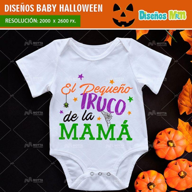 plantillas-diseños-plantillas-babe-baby_mamelucos-halloween-ropa-bebe-cocolisos-truco-de-mama-min