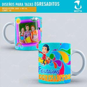 plantilla-diseño-marco-tazas-mug-egresaditos-escuela-primaria-colegio-añoescolar
