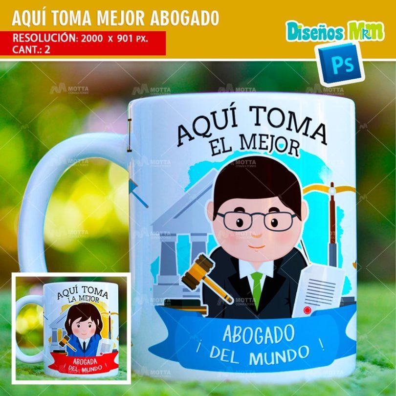 plantilla-diseño-tazas-mug-aqui-toma-abogado