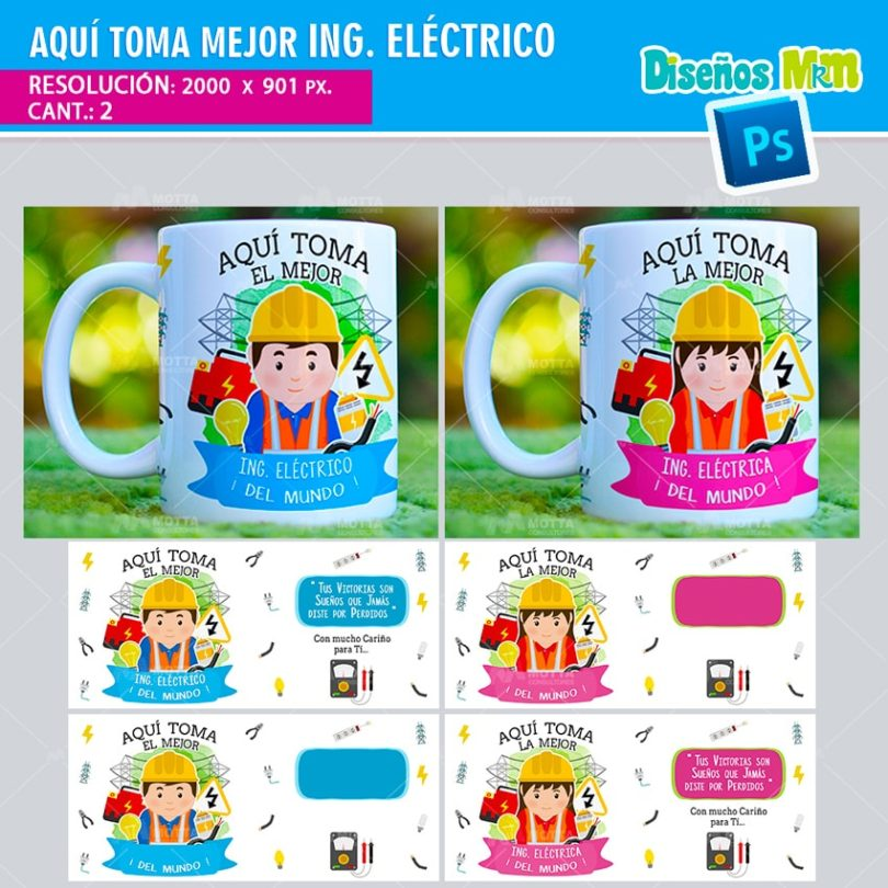plantilla-diseño-tazas-mug-aqui-toma-bebe-ingeniero-electrica