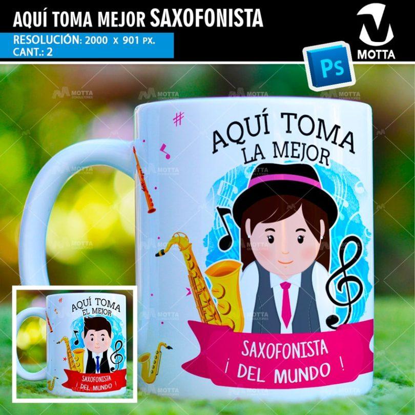 plantilla-diseño-tazas-mug-aqui-toma-saxofonista-instrumento-saxofono