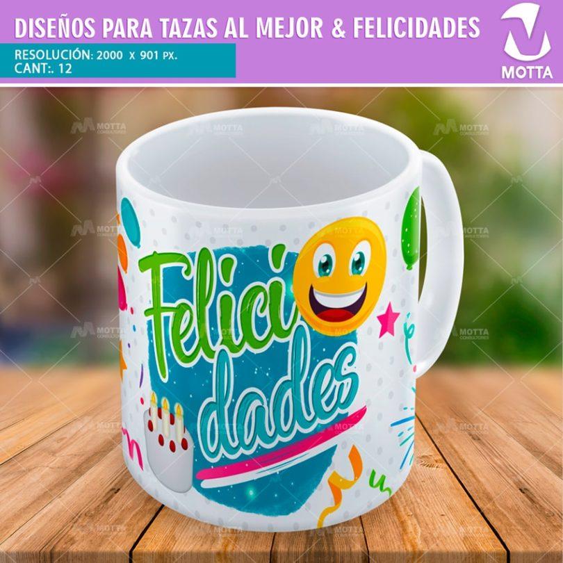 plantilla-diseño-marco-tazas-mug-al-mejor-felicidades-amigos