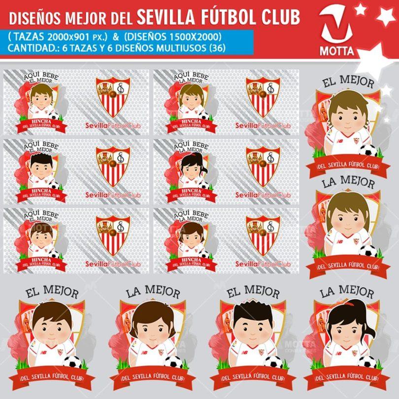 Diseños-mugs-tazas-sublimacion-profesiones-aqui-bebe-sevilla-futbol-club-hincha-españa-fanatico-fanatica