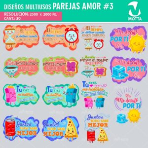 Diseños-plantillas-camisetas-vasos-mugs-personalizados-amor-sublimacion-dibujos-pareja-enamorados-medianaranja-multiusos-novios-love