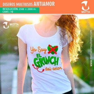 Diseños-plantillas-camisetas-poleras-multiusos-sublimacion-antiamor-soltero-soltera