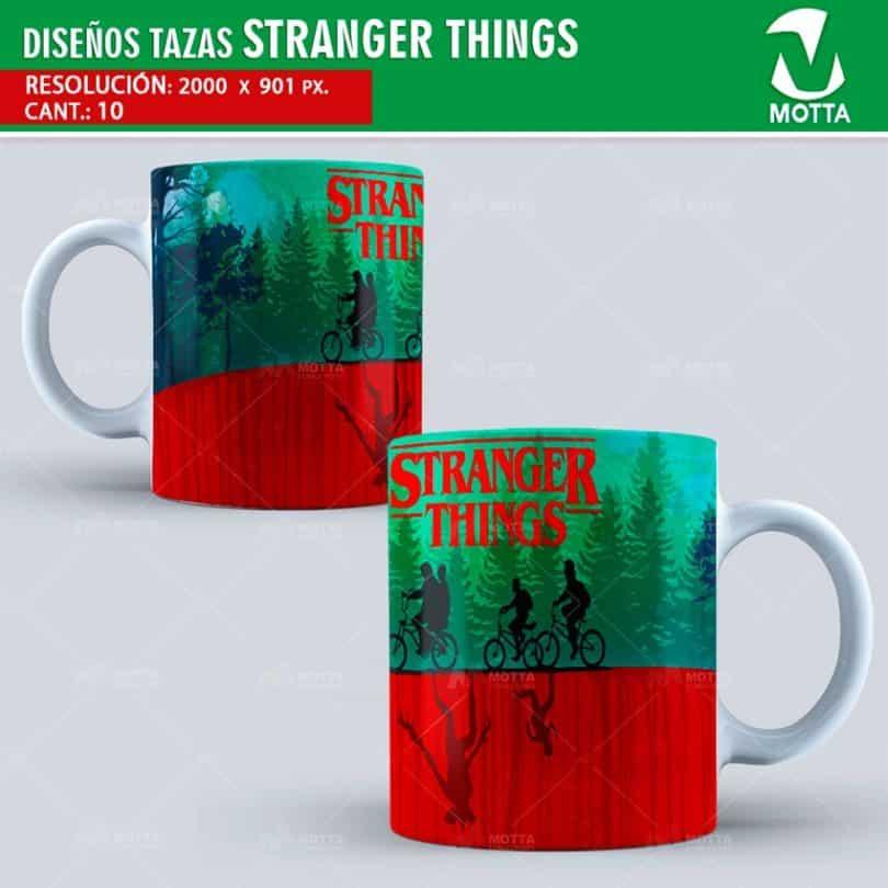 Diseños-plantillas-mugs-sublimacion-stranger-things-min