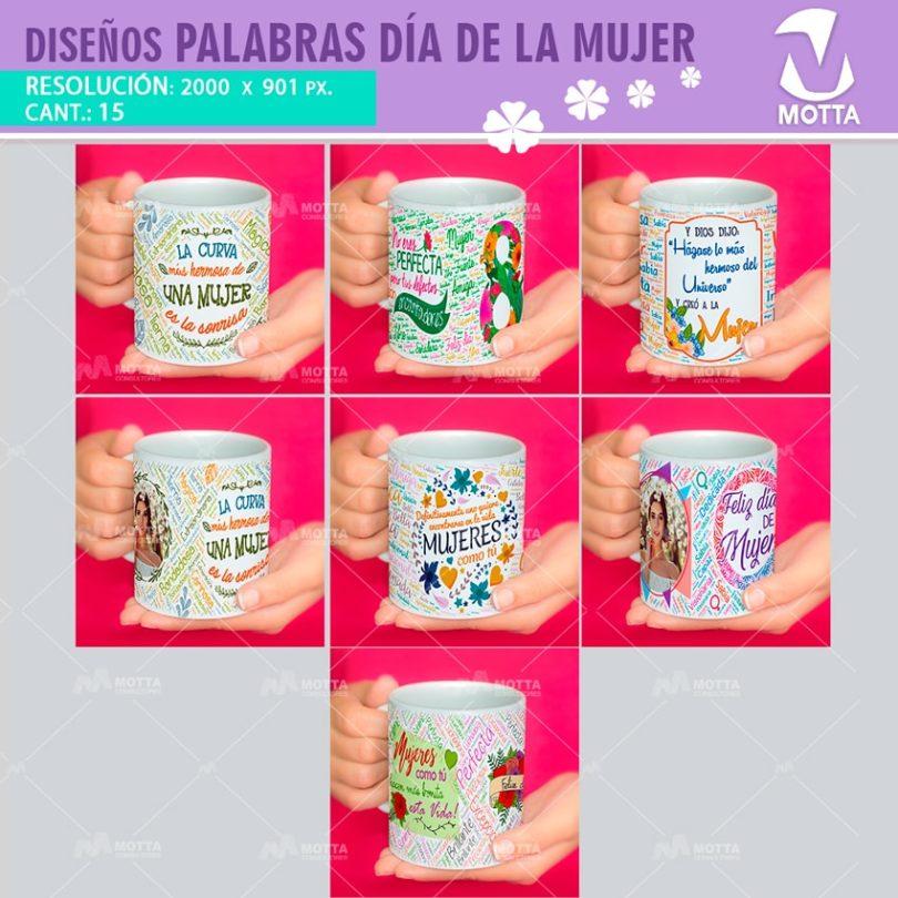 Diseños-plantillas-tazas-mug-pocillos-vasos-tazones-sublimacion-palabras-foto-dia-internacional-mujer-8-marzo-sonrisa-celebracion-min