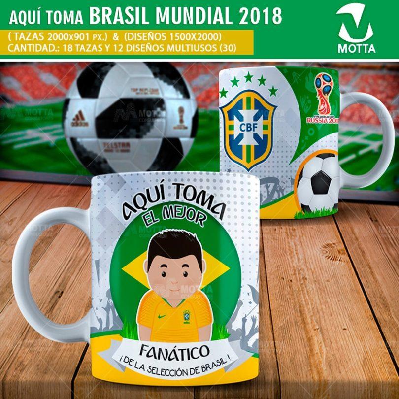 diseños-camisetas-tazas-aqui-bebe-hincha-fanatico-brasil-fifa-futbol-mundial-rusia2018