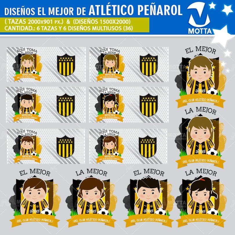 plantilla-diseño-design-tazas-mugs-aqui-toma-hincha-atletico-peñarol-uruguay