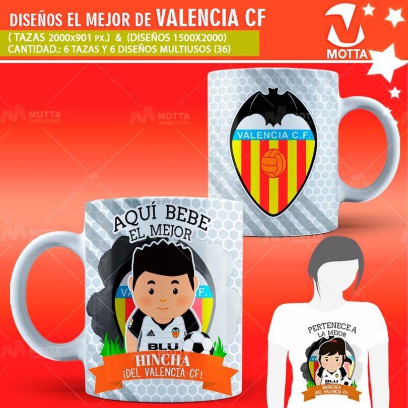 plantilla-diseño-design-tazas-mugs-personalizados-aqui-toma-bebe-fanatico-valencia-cf-españa