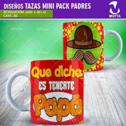 DISEÑOS PARA TAZAS DÍA DEL PADRE