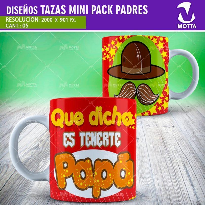 Diseños-plantillas-tazas-mug-papa-dad-daddy-feliz-dia-padre