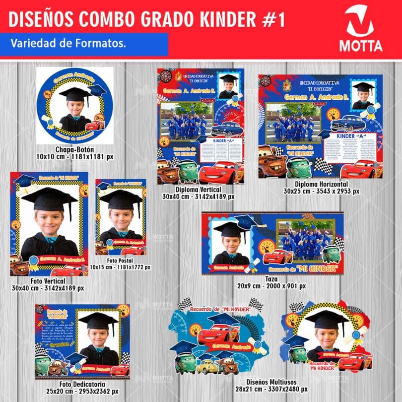 Diseños-plantillas-diploma-marco-foto-chapa-taza-recuerdo-graduacion-grado-kinder-jardin-combo-grado