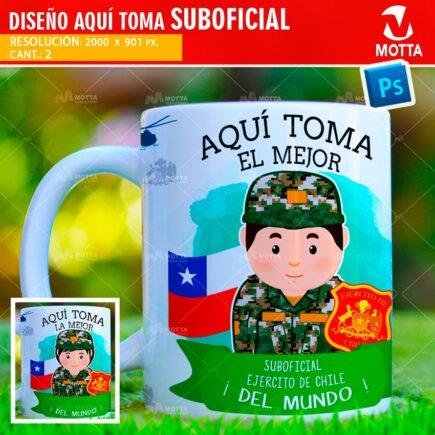 DISEÑOS AQUÍ TOMA EL MEJOR SUBOFICIAL EJERCITO DE CHILE