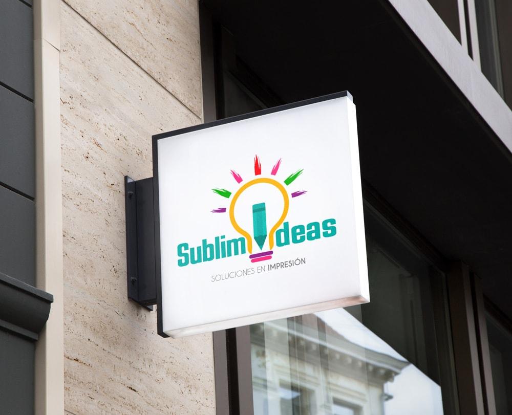 Logo para Sublimideas