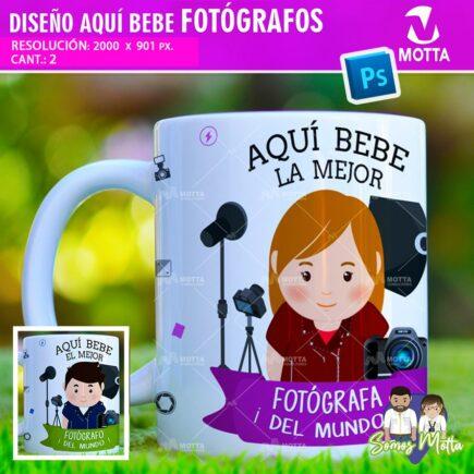DISEÑOS AQUÍ TOMA - BEBE EL MEJOR FOTÓGRAFO