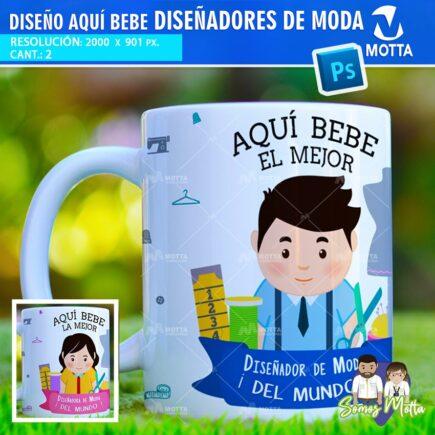 DISEÑOS AQUÍ TOMA – BEBE LA MEJOR DISEÑADORA DE MODAS