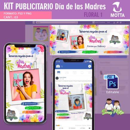 DISEÑOS GRATIS KIT PUBLICITARIO DÍA DE LAS MADRES