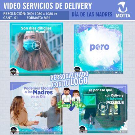 VÍDEO PARA PUBLICIDAD EN REDES SOCIALES POR EL DÍA DE LA MADRE