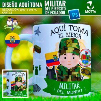 PLANTILLAS AQUÍ TOMA MILITAR EJÉRCITO ECUADOR