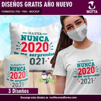 PLANTILLAS GRATIS HASTA NUNCA 2020