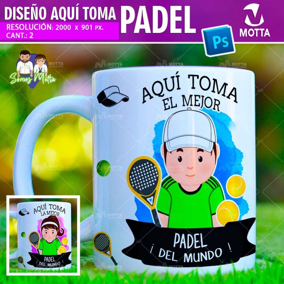 PLANTILLA AQUÍ TOMA EL MEJOR JUGADOR DE PADEL